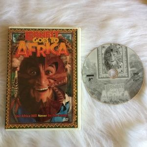 (3 for $15) Ernest Goes to Africa